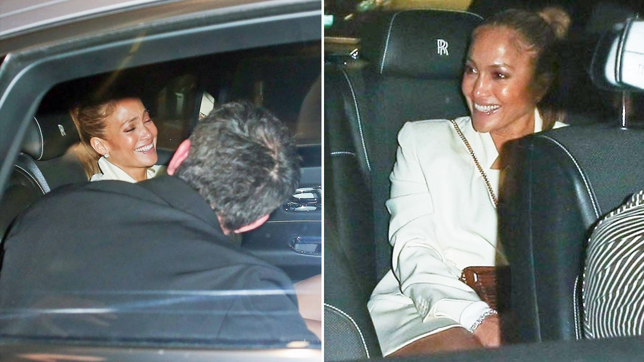 Jennifer Lopez, Ben Affleck erupt in laughter throughout romantic date  night time in Los Angeles: photographs - Polish News